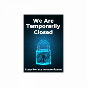 Temporarily Closed (SF1)